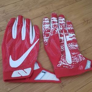 NWOT Nike SuperBad receiver gloves size XXL